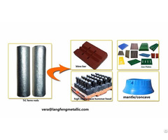Tic Rods Usd In High Manganese Wear Parts