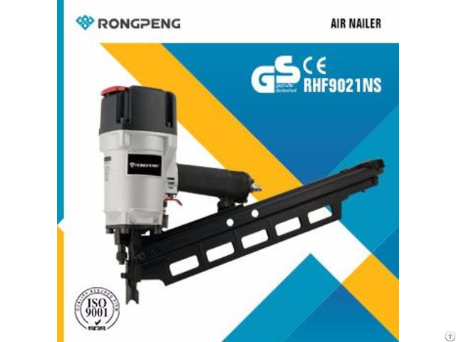 Rongpeng Super Heavy Duty Framing Nailer Rhf9021ns