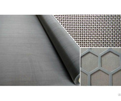 Industrial Stainless Steel Woven Wire Mesh