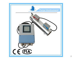 Wall Mount Clamp On Ultrasonic Flow Meter