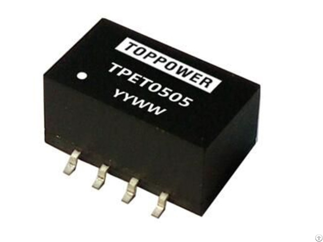 3kvdc Isolated Single Output Smddc Converters