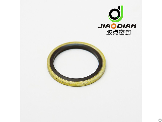 Bonded Seal Washer With Sgs Rohs Fda Certificates As568 Standard