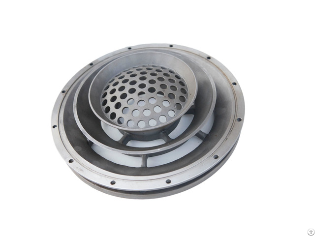 Oem Investment Casting For Valve And Pump Parts