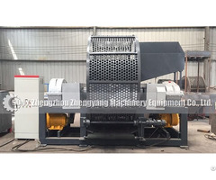 Tyre Shredding Machine Zhengyang Machinery