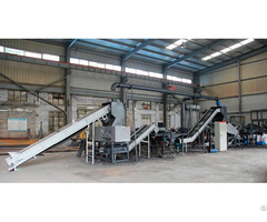 Fully Automatic Tyre Recycling Plant