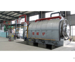Tyre Pyrolysis Plant Zhengyang Machinery