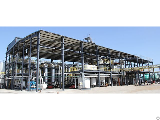 Biodiesel Project Zhengyang Machinery