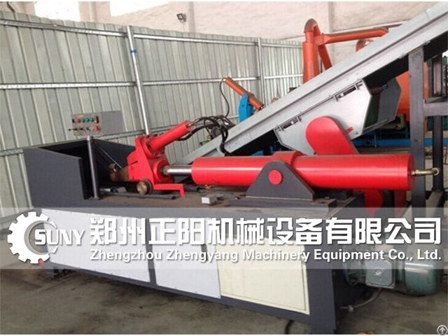 Hydraulic Tire Steel Extractor