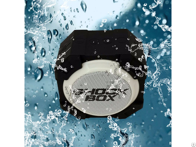 Water Resistant Bluetooth Speaker Ipx5