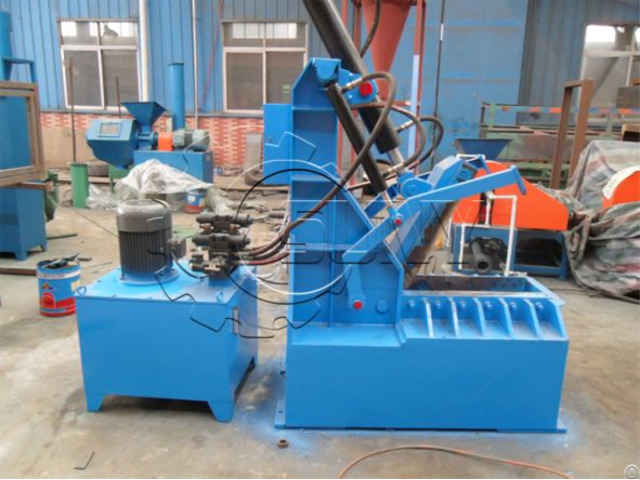 Tyre Cutter Zhengyang Machinery