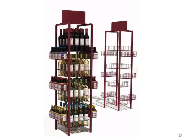 Custom Metal Winerack