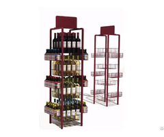 Custom Metal Winerack