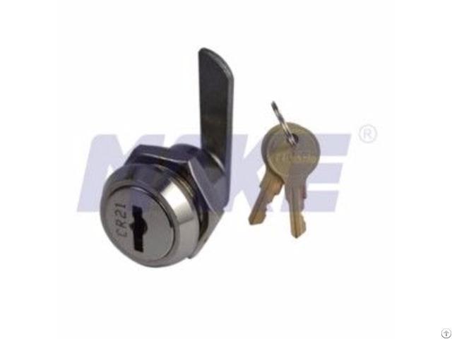 Zinc Alloy Flat Key Cam Lock
