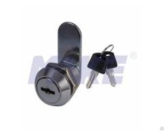 Zinc Alloy Mailbox Cam Lock Bright Chrome Nickel Plated