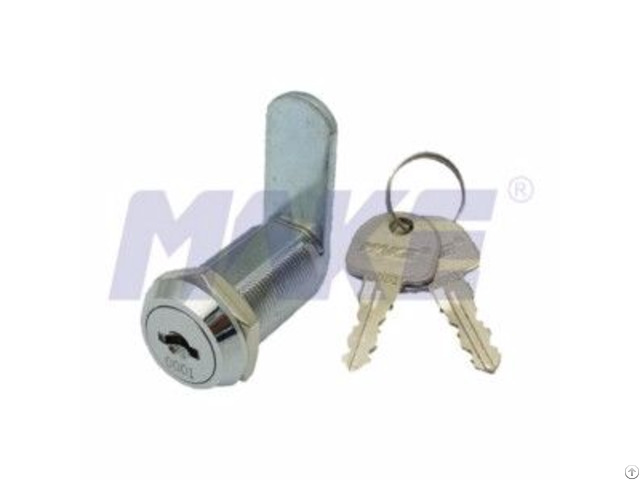 Zinc Alloy Renewable Barrel Cam Lock With Master Key System