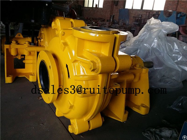 China Submersible Centrifugal Slurry Pump