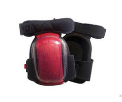 Hinged Gell Knee Pads Ce 300b