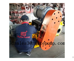 Mining Equipment Submersible Vertical Sump Horizontal Slurry Pump