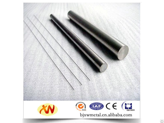 Gr5 Titanium Bar And Rod With Astm B 386