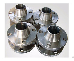 Gr1 Titanium High Neck Flange