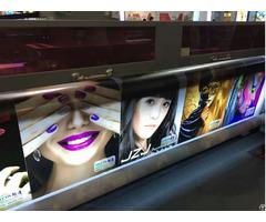 Banner Sticker Wallpaper Canvas Uv Hybrid Printer
