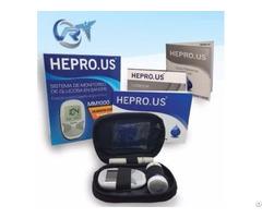 Hepro Us Glucose Meter Kit