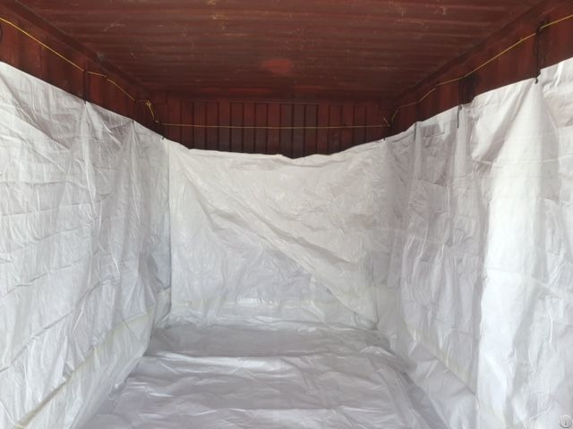 Containment Liner For Wet Salted Hides