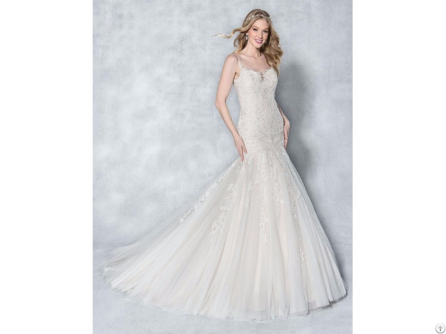 Wedding Dress For Bridal Made In China