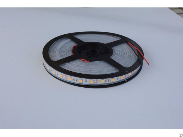 Smd 5050 Waterproof Ip68 Warm White Led Strip