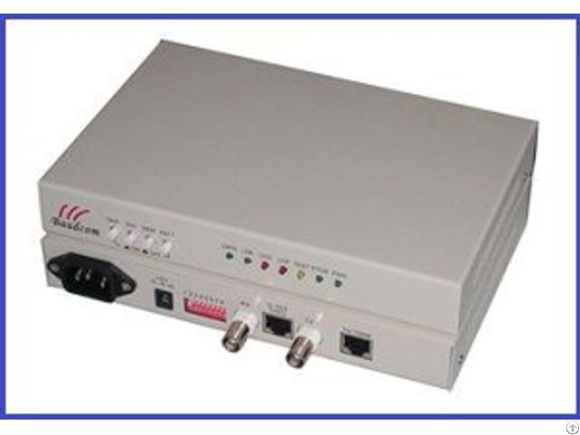 Single Port E1 To Ethernet Converter