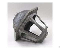 Street Lamp Cover Die Casting Aluminium Alloy