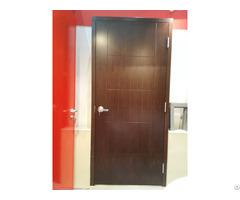 Wood Fire Door
