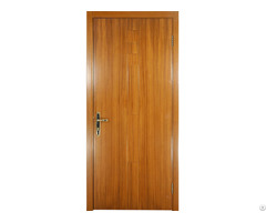 Wood Fire Door With Veneer