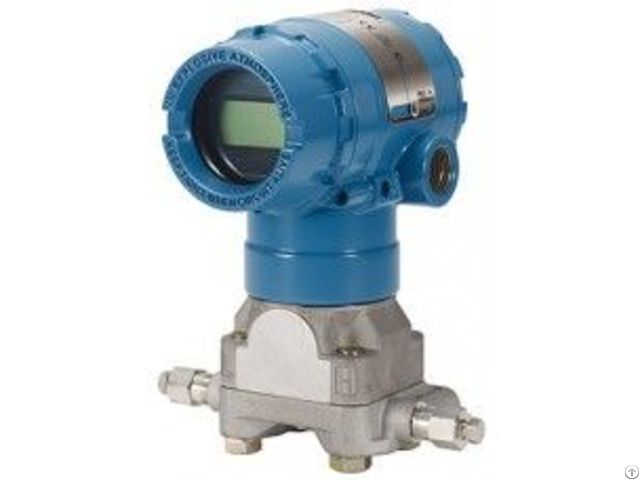 Rosemount 2051c Differential And Gauge Pressure Transmitter