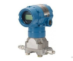 Rosemount 2051c Differential And Gauge Pressure Transmitter