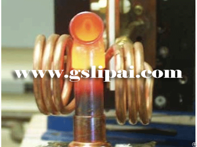 Coal Wind Drill Induction Brazing Machine