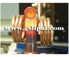 Coal Wind Drill Induction Brazing Machine