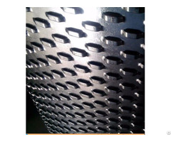 Stainless Steel Embossed Perforated Sheet