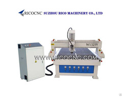 Mdf Board Cutting Machine With Cnc Vacuum Table W1325v