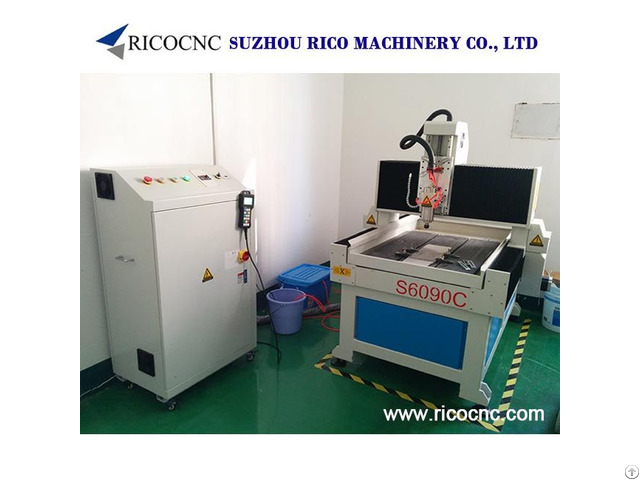 Small Stone Cnc Router Granite Cutting Machine Marble Engraver For Homemade S6090c