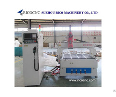 Automatic Tool Changer Machine Cnc Router For Wood And Plastic Signs Atc1212ad