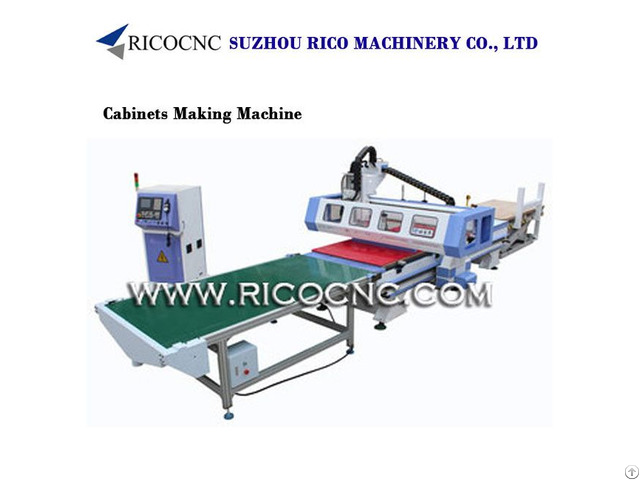 Kitchen Cabinets Making Cnc Router Custom Furniture Carving Machines