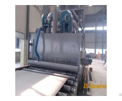 Steel Shot Plate Preservation Line
