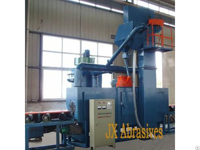 Steel Pipe Shot Blasting Machine