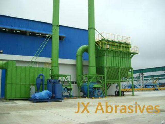 Pulse Jet Bag Type Dust Collector