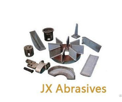 High Chrome Anti Abrasion Spare Parts