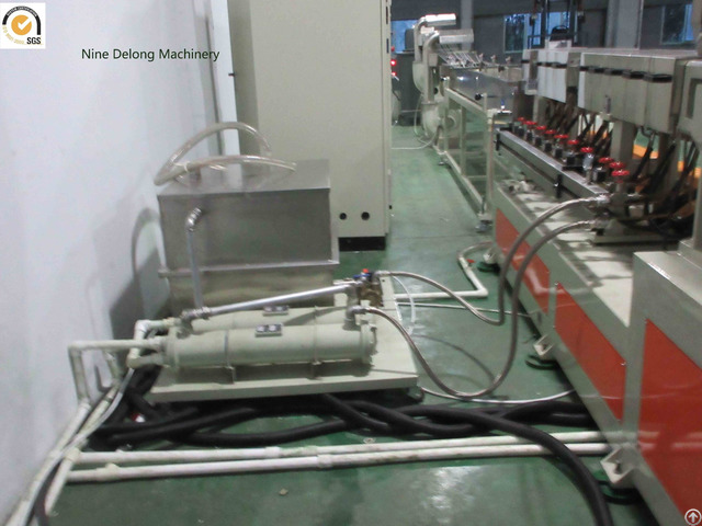 Kun Shan Twin Screw Granulator