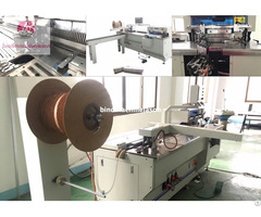Wire O Binding Machine Pbw580 With Hole Punching Function