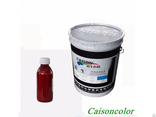 Pigment Color Paste Inquiry