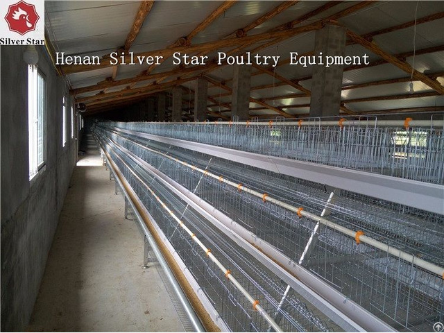 Sales Poultry Farm Egg Chicken Layer Cage A Type Battery Laying Hens Coop